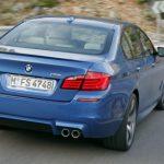 First Drive 2012 BMW F10M M5 01