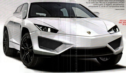Lamborghini Plans Crossover Concept for Beijing 2012