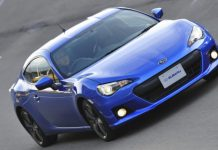 Official 2013 Subaru BRZ