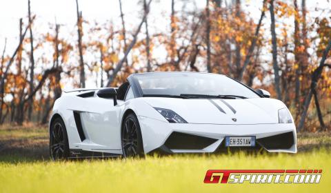 Road Test Lamborghini LP570-4 Gallardo Performante 01