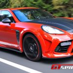 Road Test Mansory Porsche Panamera Turbo