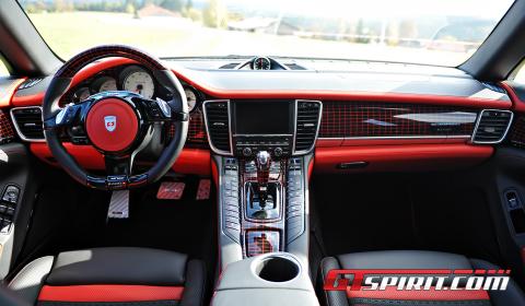 Road Test Mansory Porsche Panamera Turbo 02