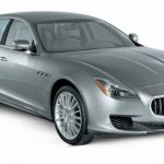 This is the new 2014 Maserati Quattroporte