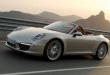 Video 2013 Porsche 911 (991) Carrera S Cabriolet Promo