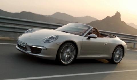 Video 2013 Porsche 911 991 Carrera S Cabriolet Promo Gtspirit