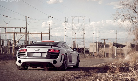 Photo Of The Day Audi R GT By Jordan Shiraki GTspirit - Audi car jordan