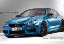 BMW M6 ADV.1 Wheels Milanno Artworks