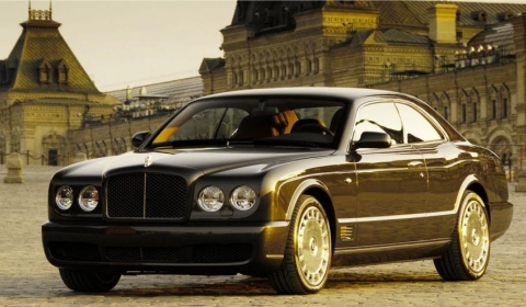 Bentley Azure Brooklands