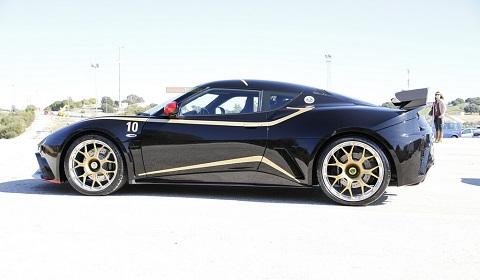 Is This The Lotus Evora Gte Formula 1 Edition Gtspirit