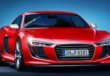 Next Generation Audi R8