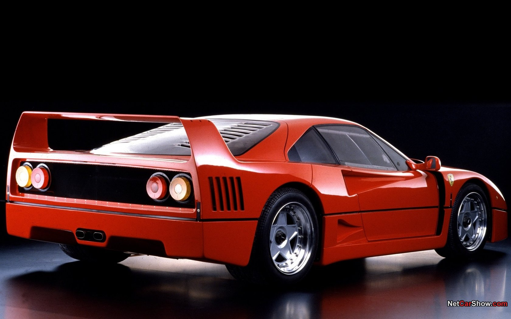 Sure, The Ferrari F40 Was Beaten Five Years Later By The Jaguar XJ220, And  Ferrari Never Retook That Podium, But Thereu0027s Something About The F40 That  Stayed ...