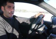 Video Chris Harris Ice Drifting the New Audi A1 Quattro