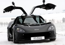 Official Melkus RS2000 Black Edition
