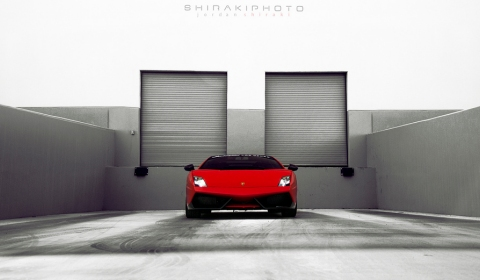 Photo Of The Day Lamborghini Gallardo LP570-4 Super Trofeo Stradale by Shirakiphoto