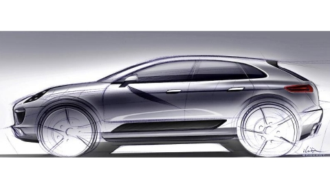 Porsche Macan is Coming Soon