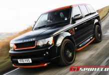 Road Test Kahn Design Vesuvius Edition Range Rover Sport