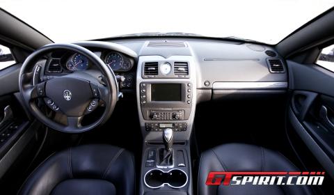 Road Test 2012 Maserati Quattroporte GT S 02