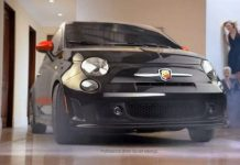 Abarth 500 Charlie Seen - House Arrest
