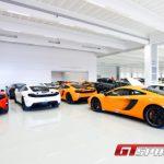 Factory Visit McLaren Headquarters McLaren Production Centre 01
