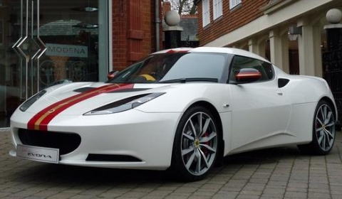 for sale lotus evora s freddie mercury edition gtspirit. Black Bedroom Furniture Sets. Home Design Ideas