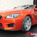 Geneva 2012 BMW M6 Coupe