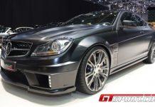 Geneva 2012 Brabus Bullit 800 Coupe