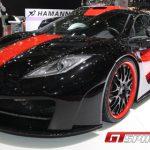 Geneva 2012 Hamann memoR McLaren MP4-12C