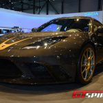 Geneva 2012 Lotus Evora GTE Carbon Edition