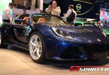Geneva 2012 Lotus Exige S Convertible