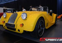 Geneva 2012 Morgan Electric Plus E Concept
