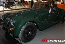 Geneva 2012 Morgan Roadster 3.7 liter