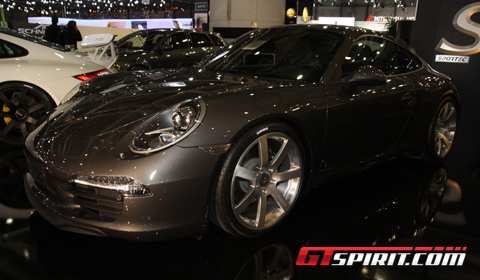 Geneva 2012 Sportec SP 370 Type 991
