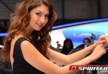 Geneva Motor Show 2012 Girls Part 01