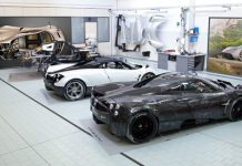 Pagani To Ramp Up Huayra Production