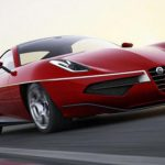 Official 2012 Carrozzeria Touring Disco Volante Concept