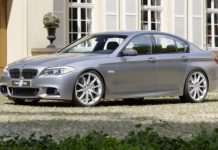 Official Hartge Engine Conversion for BMW F10 5-Series