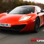 Road Test 2012 McLaren MP4-12C