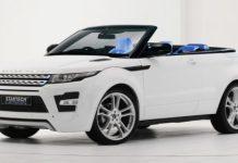 Startech Range Rover Evoque Convertible