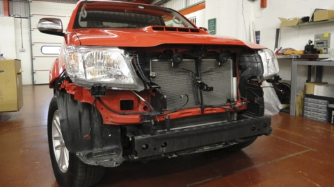 Toyota Hilux and Top Gear Team up Again for Another Challenge 02