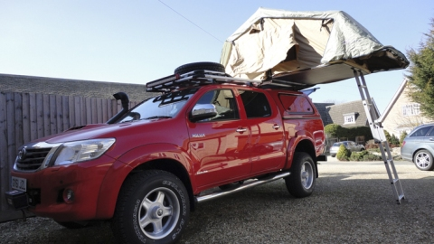 Toyota Hilux and Top Gear Team up Again for Another Challenge 04