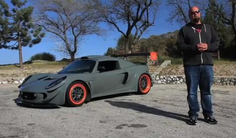 Video: Matt Farah Drives The World's Fastest Lotus - GTspirit