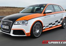 Road Test MTM Audi RS3 Sportback