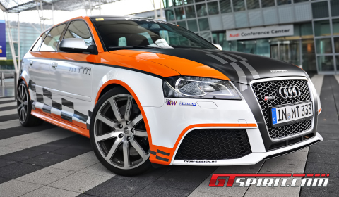 Road Test MTM Audi RS3 Sportback 01