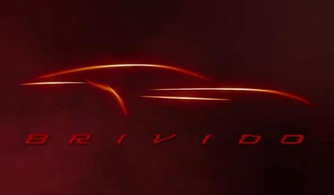 Teaser Video Italdesign Giugiaro Brivido Concept For Geneva 2012