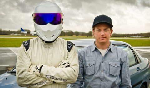 Top Gear The Stig Kimi Raikkonen