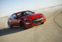 2013 Hyundai Genesis Coupe Track