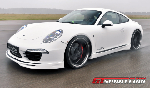 First Drive SpeedArt SP91-R Porsche 991 Carrera S