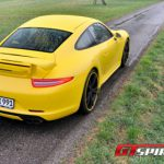 First Drive TechArt Program for 2012 Porsche 911 (991) 02