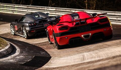 Gran Turismo Nurburgring 2012 Day 1