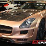 Monaco 2012 Hamann Hawk SLS AMG